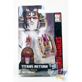 Transformers Titans Return Titan Master Skytread
