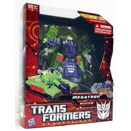 Transformers Generations Voyager Class Decepticon Megatron