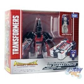 Takara Tomy Transformers Legends LG 38 Laserbeak & Apeface