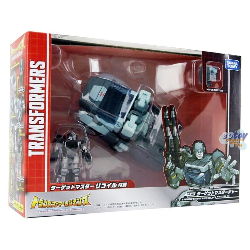 Takara Tomy Transformers Legends LG 46 Targetmaster Kup