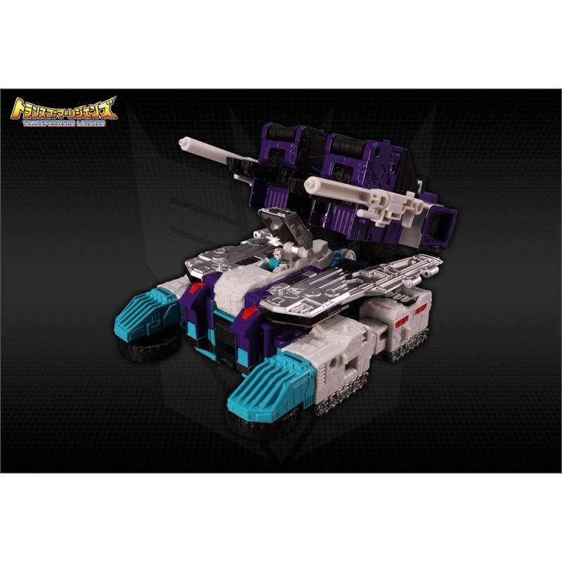 Takara Tomy Transformers Legends LG 50 Six Changer Sixshot