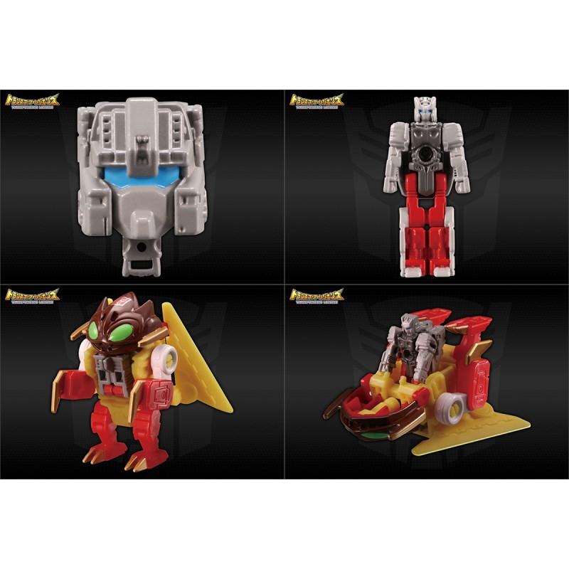 Takara Tomy Transformers Legends LG 53 Triple Bot Broadside