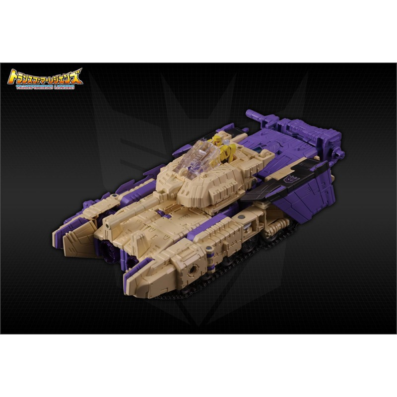 Takara Tomy Transformers Legends LG 59 Blitzwing