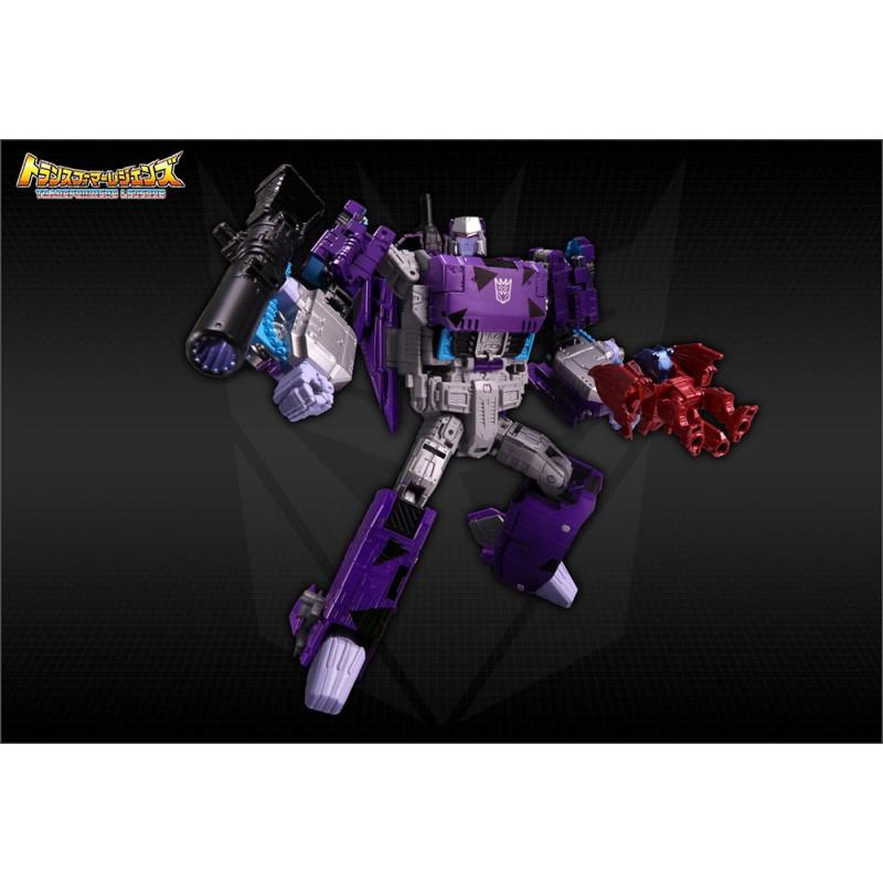 Takara TOMY Transformers Legends LG 63 G2 Megatron Action Figure