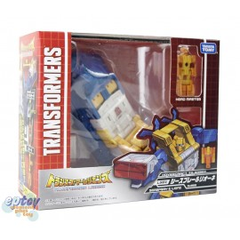 Takara Tomy Transformers Legends LG 64 Seaspray & Lione