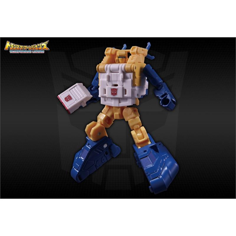 Takara Tomy Transformers Legends LG 64 Seaspray & Lione