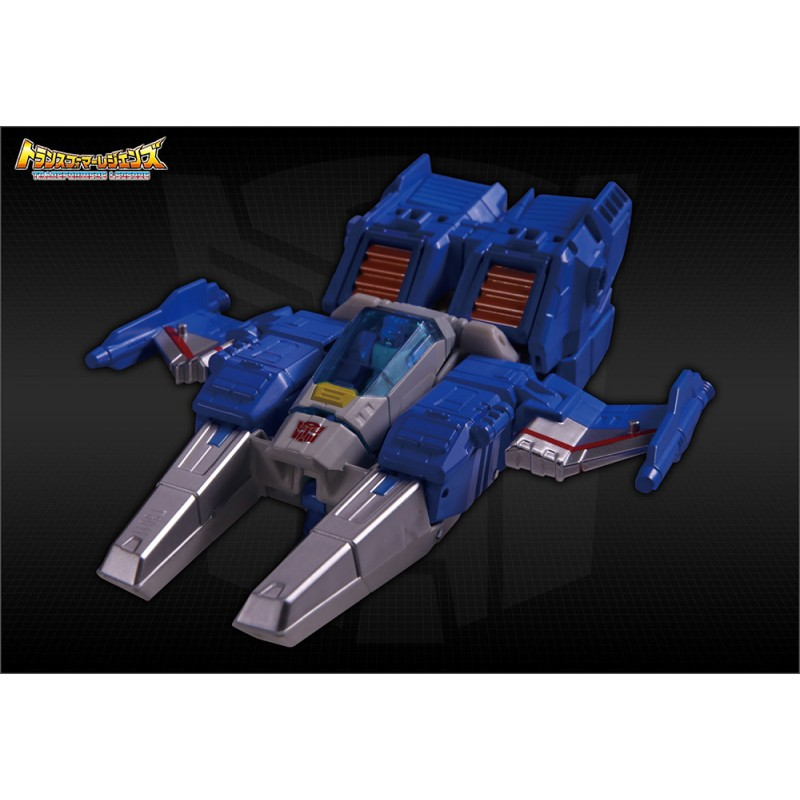 Takara Tomy Transformers Legends LG 66 Targetmaster Topspin