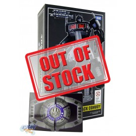 Transformers Masterpiece MP-10B Black Convoy 2017 Rerun