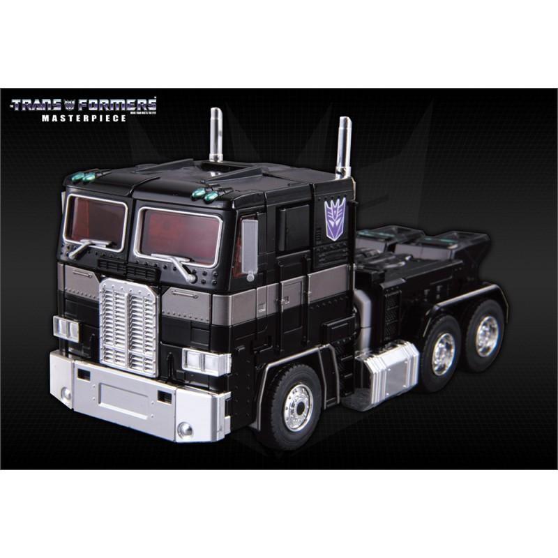 Transformers Masterpiece MP-10B Black Convoy 2017 Rerun