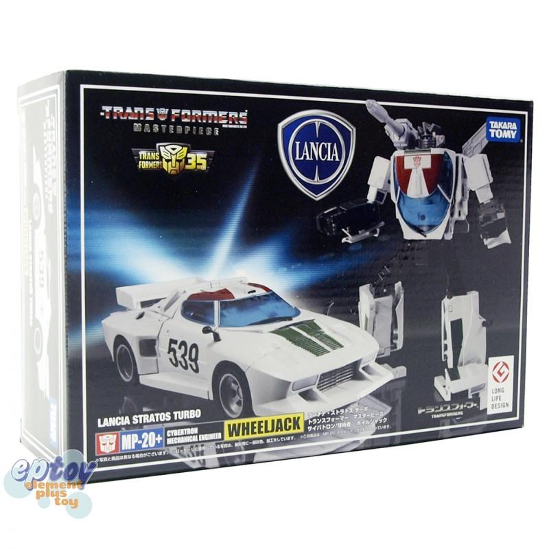 Transformers Masterpiece MP-20+ Lancia Stratos Turbo Wheeljack