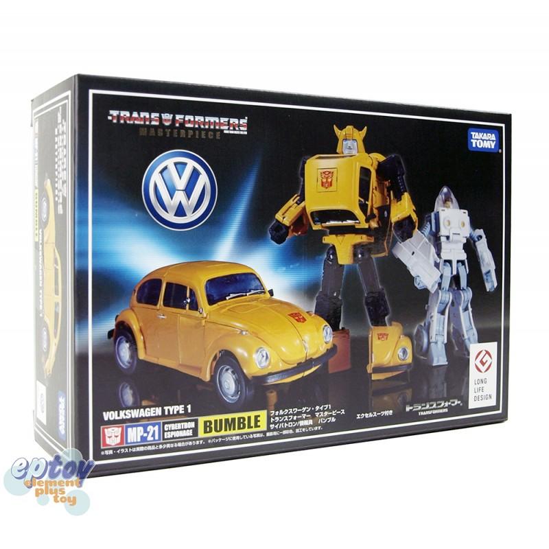 Transformers Masterpiece MP-21 Volkswagen Type 1 Bumble