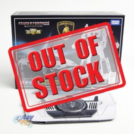 Transformers Masterpiece MP-42 Cordon Lamborghini Countach LP500S