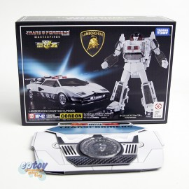 Transformers Masterpiece MP-42 Cordon Lamborghini Countach LP500S