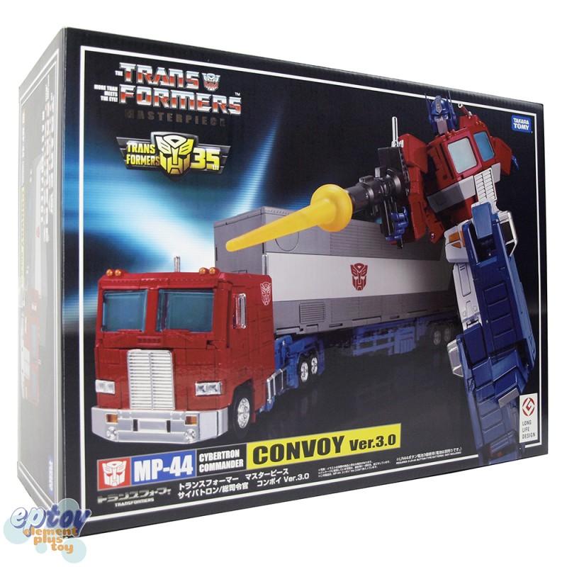Transformers Masterpiece MP-44 Cybertron Commander Convoy Optimus Prime Ver.3.0