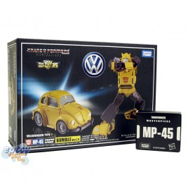 Transformers Masterpiece MP-45 Cybertron Espionage Volkswagen Type 1 Bumble Ver.2.0