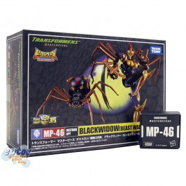 Transformers Masterpiece MP-46 Destron Spy Blackwidow Beast Wars