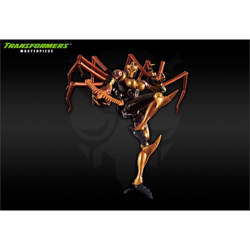 Transformers Masterpiece MP-46 Destron Spy Blackwidow Beast Wars
