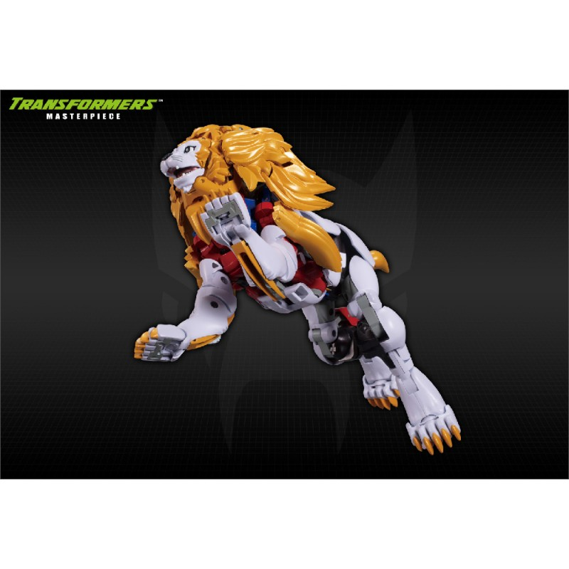 Transformers Masterpiece MP-48 Cybertron Leader Lio Convoy Beast Wars