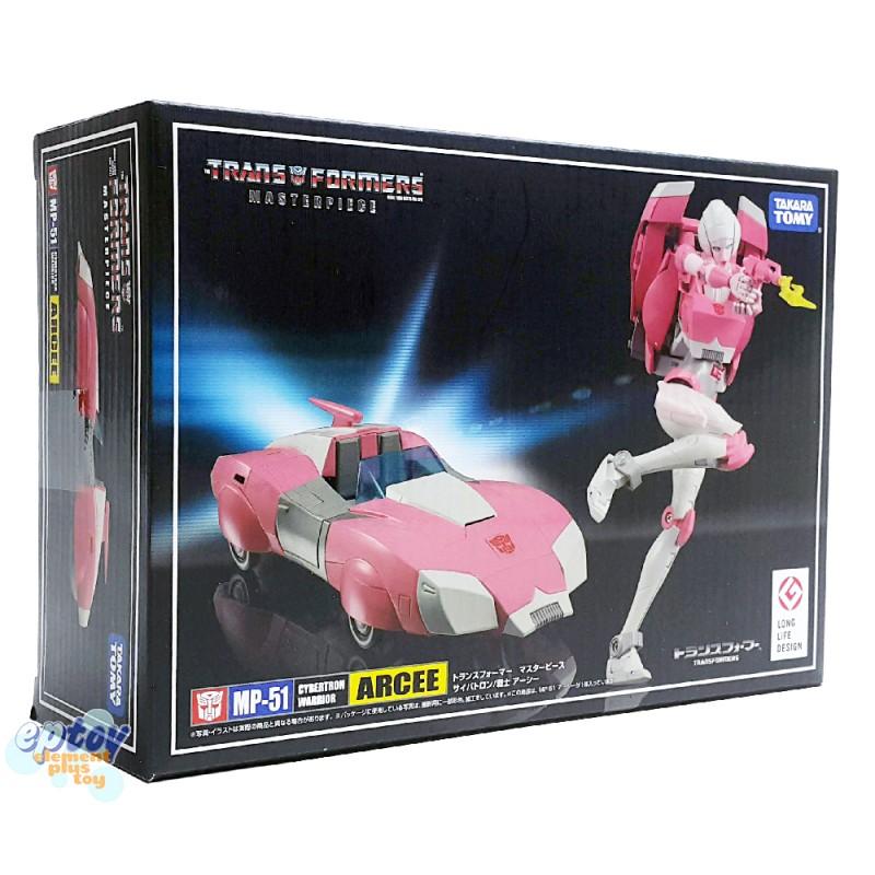 Transformers Masterpiece MP-51 Cybertron Warrior Arcee
