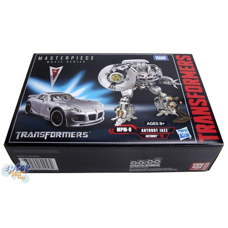 Transformers Masterpiece Movie Series MPM-9 Autobot Jazz