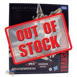 Transformers Masterpiece Movie Series MPM-10 Decepticon Starscream