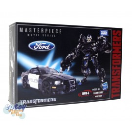 Transformers Masterpiece Movie Series MPM-5 Ford Decepticon Barricade