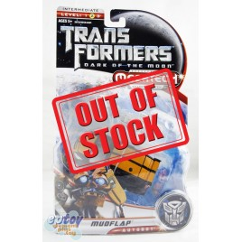 Transformers Movie 3 Deluxe Class Mudflap