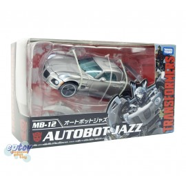 Takara Tomy Transformers Movie The Best MB-12 Autobot Jazz