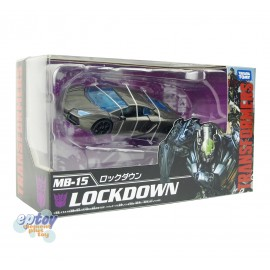 Takara Tomy Transformers Movie The Best MB-15 Lockdown