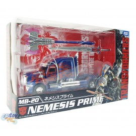 Takara Tomy Transformers Movie The Best MB-20 Nemesis Prime