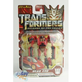 Transformers movie 2 Scout Class Decepticon Dead End