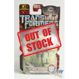 Transformers Movie 2 Legends Class Autobot Springer