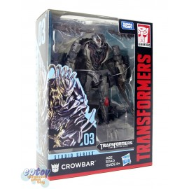 Transformers Studio Series 03 Deluxe Class Crowbar