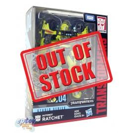 Transformers Studio Series 04 Deluxe Class Autobot Ratchet