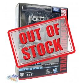 Transformers Studio Series 10 Deluxe Class Autobot Jazz