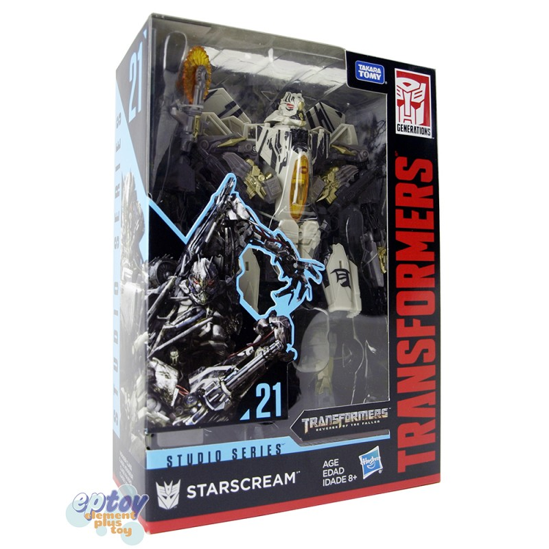 Transformers Studio Series 21 Voyager Class Starscream