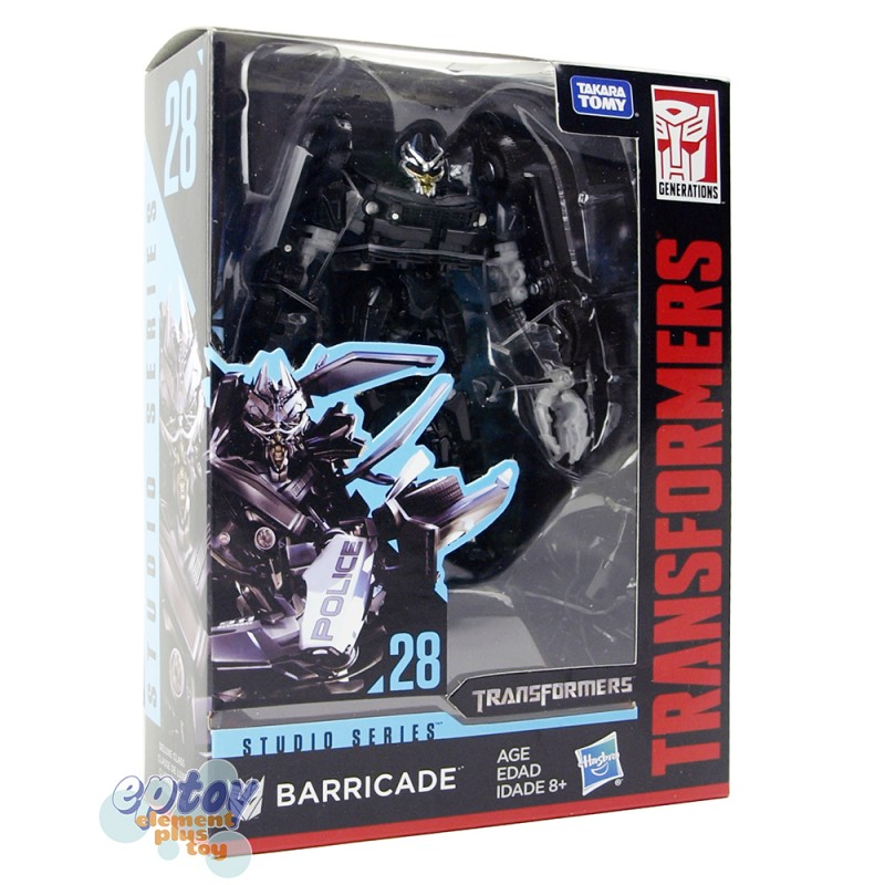 Transformers Studio Series Deluxe Class 28 Ford Barricade