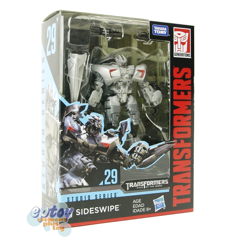Transformers Studio Series Deluxe Class 29 GM Sideswipe