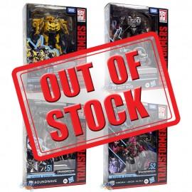 Transformers Studio Series Deluxe Class Bumblebee WWII Hot Rod Soundwave Chromia Arcee Elita-1