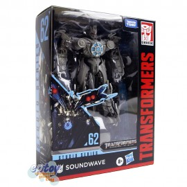 Transformers Studio Series Deluxe Class SS-62 Soundwave