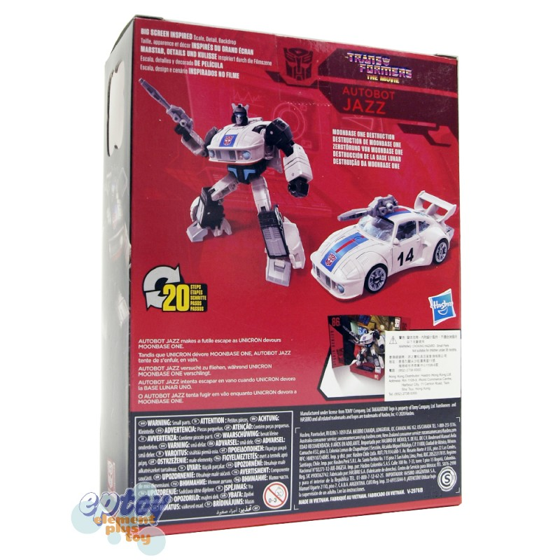 Transformers The Move Studio Series Deluxe Class SS-86 Kup Blurr Jazz Set of 3