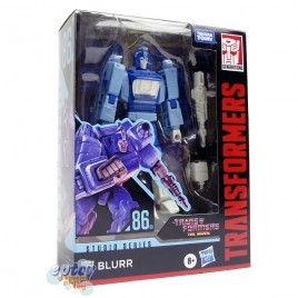 Transformers The Move Studio Series Deluxe Class SS-86 03 Blurr