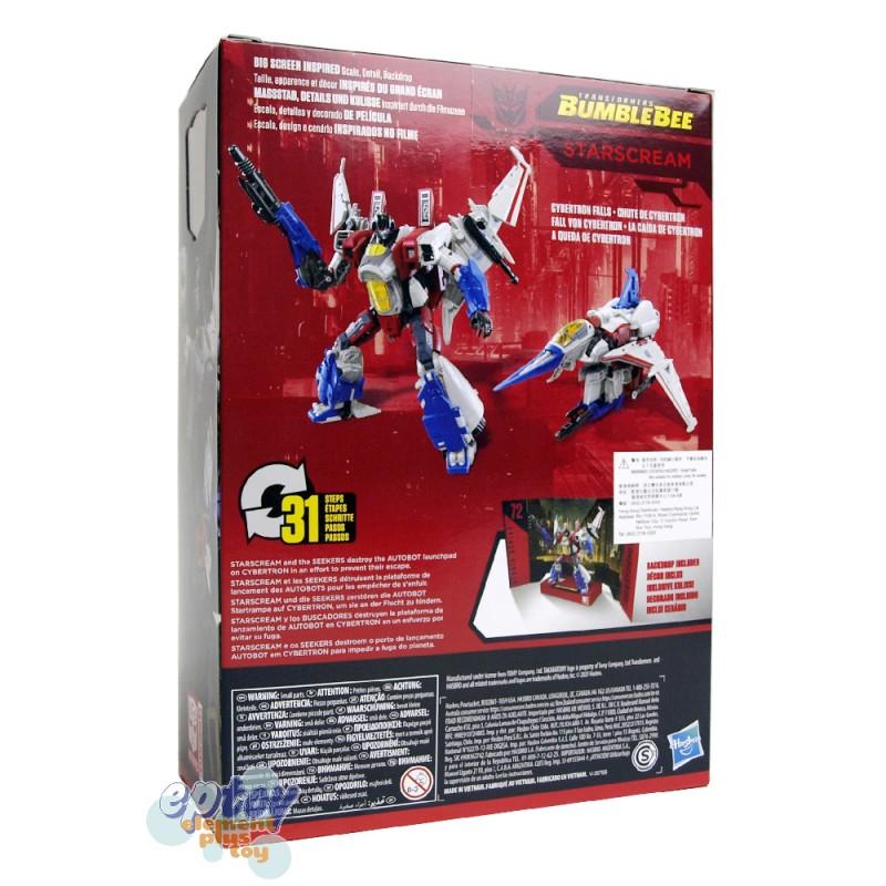 Transformers The Move Studio Series Voyager Class SS-72 Starscream