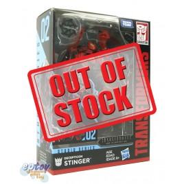 Transformers Studio Series 02 Deluxe Class Decepticon Stinger