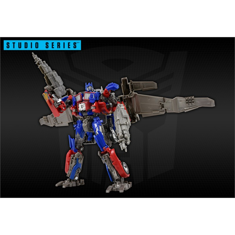 Transformers Studio Series Leader Class SS-44 Jetwing Optimus Prime