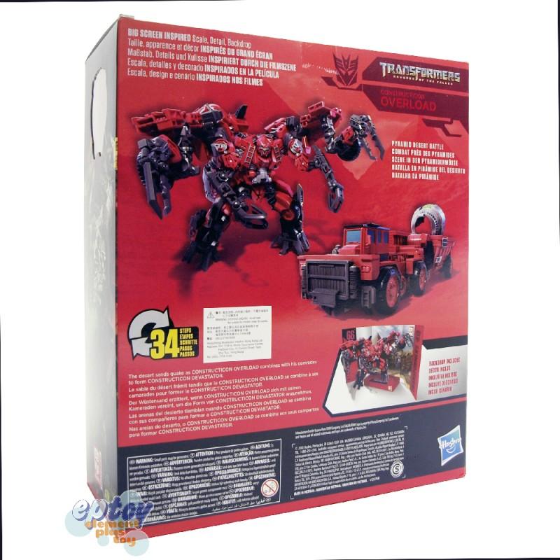 Transformers Studio Series Leader Class SS-66 Constructicon Overload