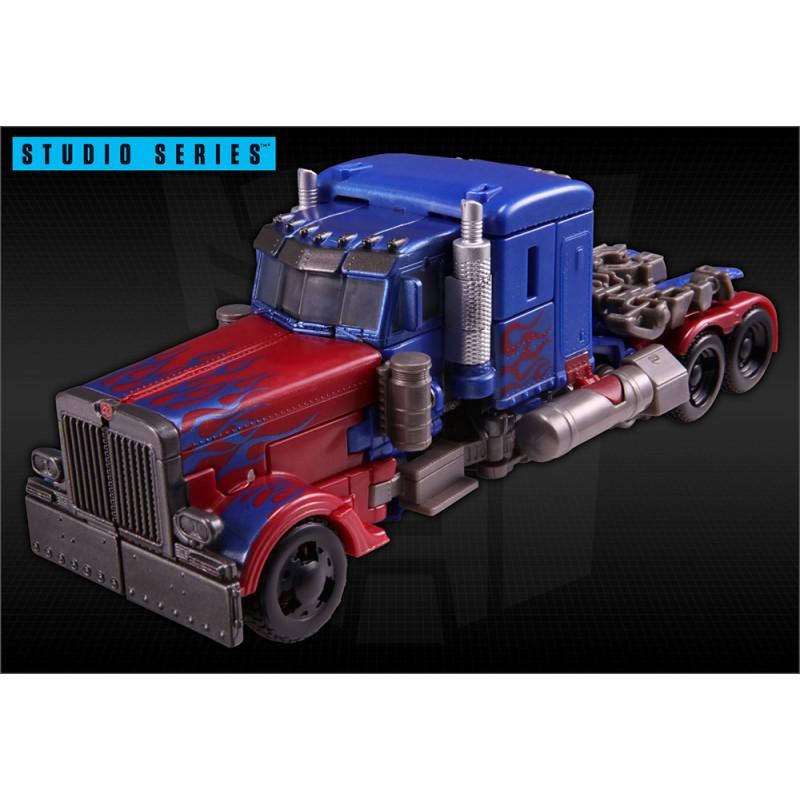 Transformers Studio Series Voyager Class 05 Optimus Prime 14 Ironhide