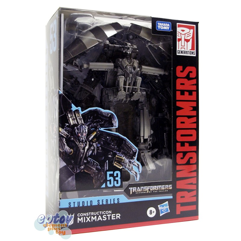 Transformers Studio Series Voyager Class SS-53 Constructicon Mixmaster
