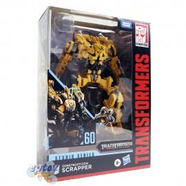 Transformers Studio Series Voyager Class SS-60 Constructicon Scrapper