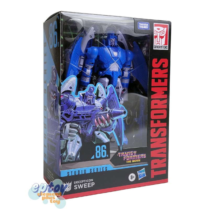 Transformers The Move Studio Series Voyager Class SS86-10 Decepticon Sweep